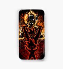 Goku Evolution - Dragon Ball Samsung Galaxy Case/Skin