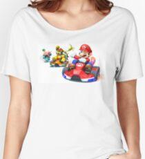 MarioKart Women's Relaxed Fit T-Shirt
