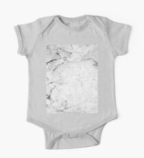 Marble texture Dark Gray Kids Clothes