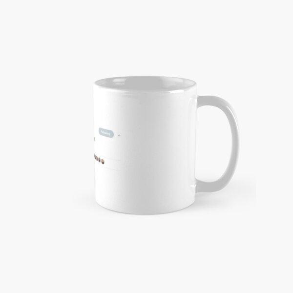Funny Drinking Mug/Sticker: Cody KO Classic Mug