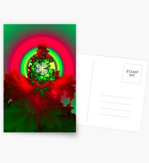 Nature's Glow Postcards