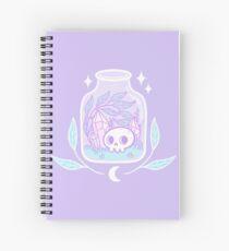 Cuaderno de espiral Terrario Pastel