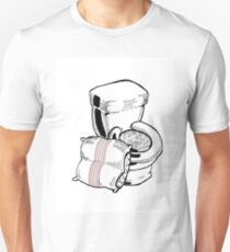 Toilet in ink T-Shirt