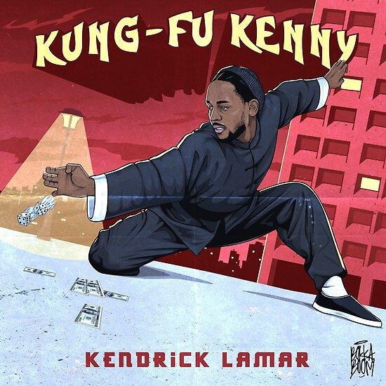Kung Fu Kenny von BOKKABOOM