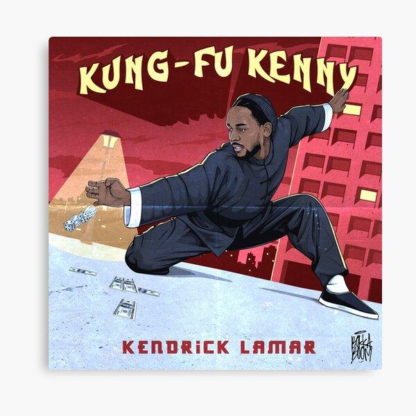 Kung Fu Kenny Impression sur toile