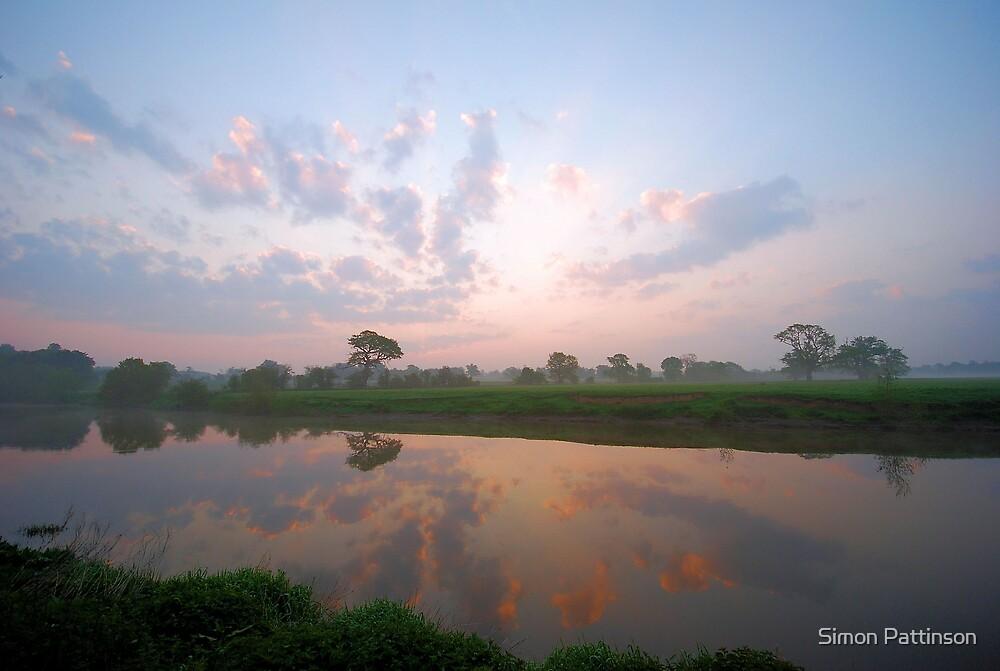 Severn Dawn by Simon Pattinson