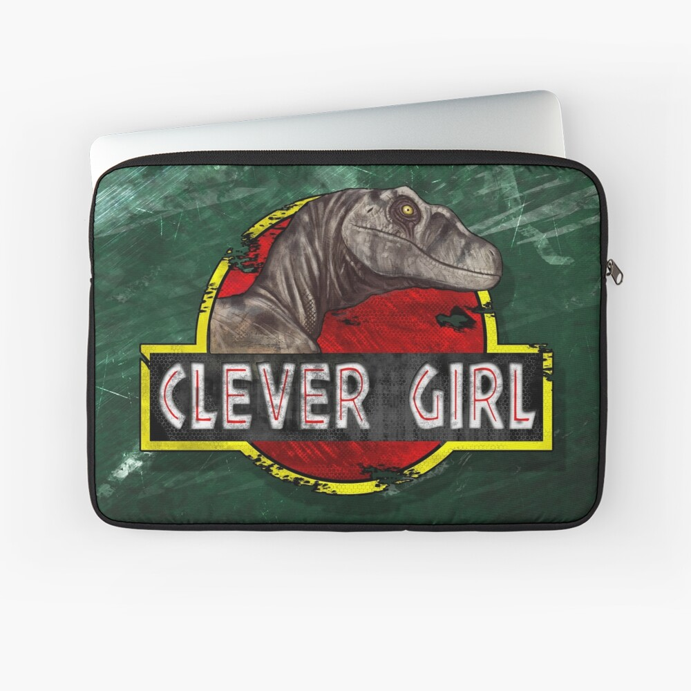 Clever Girl Laptop Sleeve