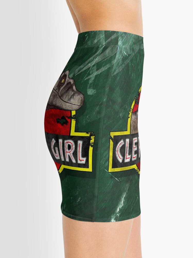Alternate view of Clever Girl Mini Skirt