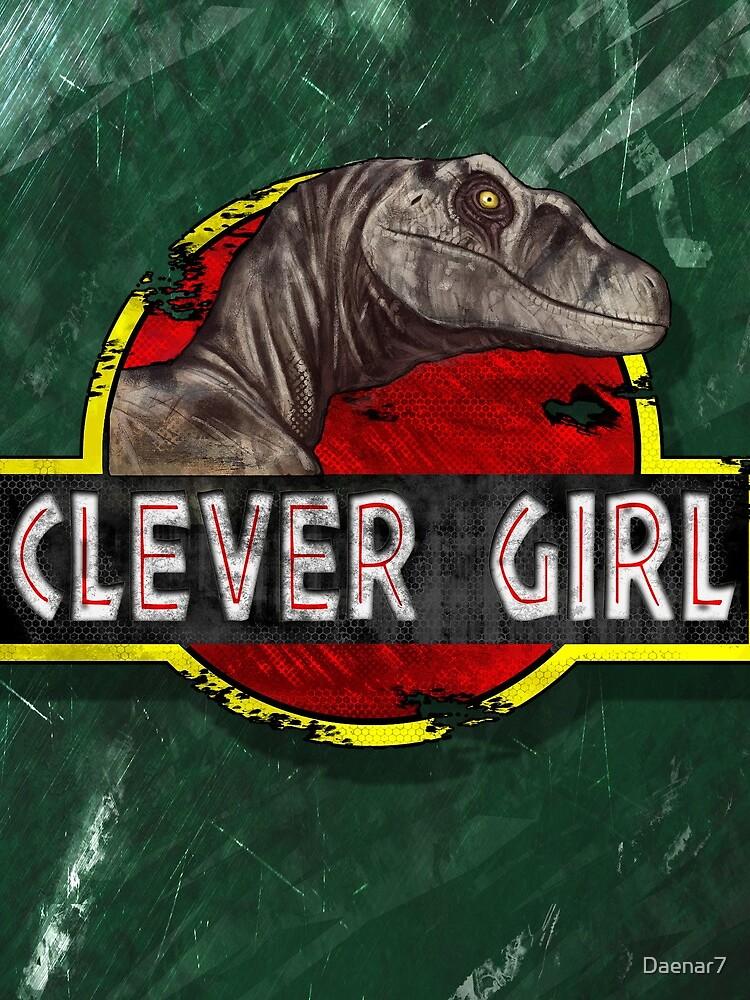 Clever Girl by Daenar7