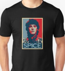 Dune Paul Atreides Muad'dib Obama Change Style T-Shirt