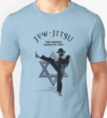 The Hebrew Hand of Fury T-Shirt