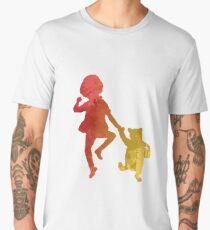 Boy and Bear Inspired Silhouette Men's Premium T-Shirt