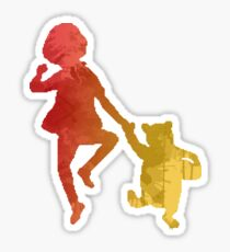Boy and Bear Inspired Silhouette Sticker