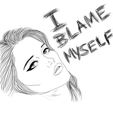 I Blame Myself by t-hype