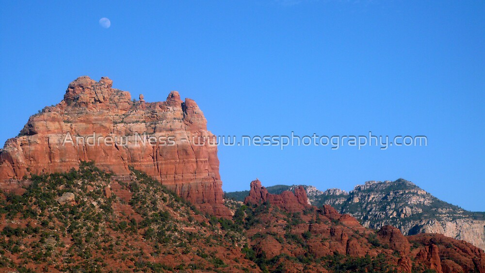 Red Rocks of Sedona by Andrew Ness - www.nessphotography.com