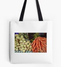 Vegetable Stand Tote Bag