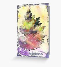 Xmastree I Greeting Card