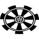 Ship's Wheel by Steve Purnell