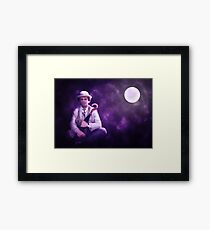Time Will Tell, It Always Does Framed Print
