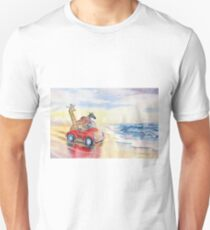 Go To The Beach T-Shirt