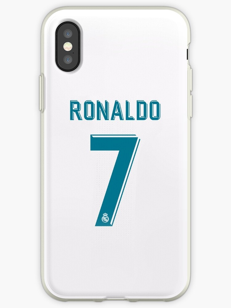 coque real madrid iphone xr
