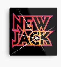 New Jack Metal Print