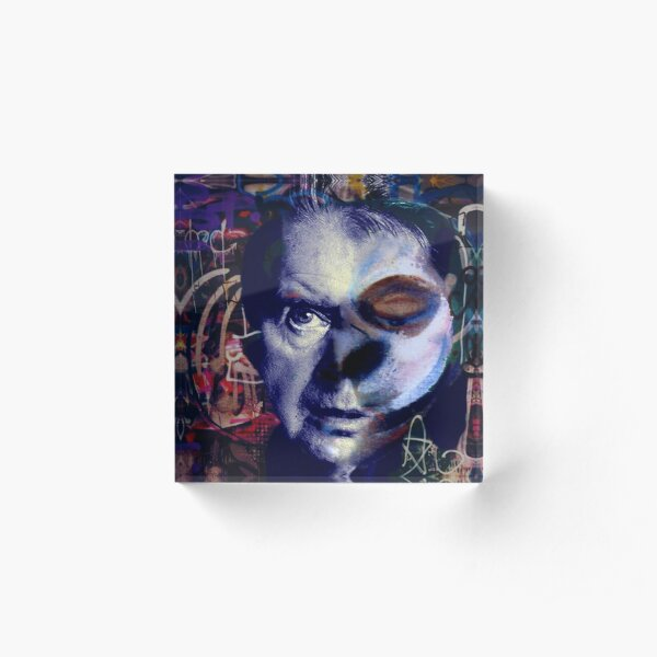 Francis Bacon Acrylic Block