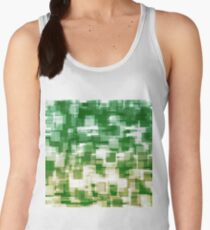 Green On Both Sides Women's Tank Top
