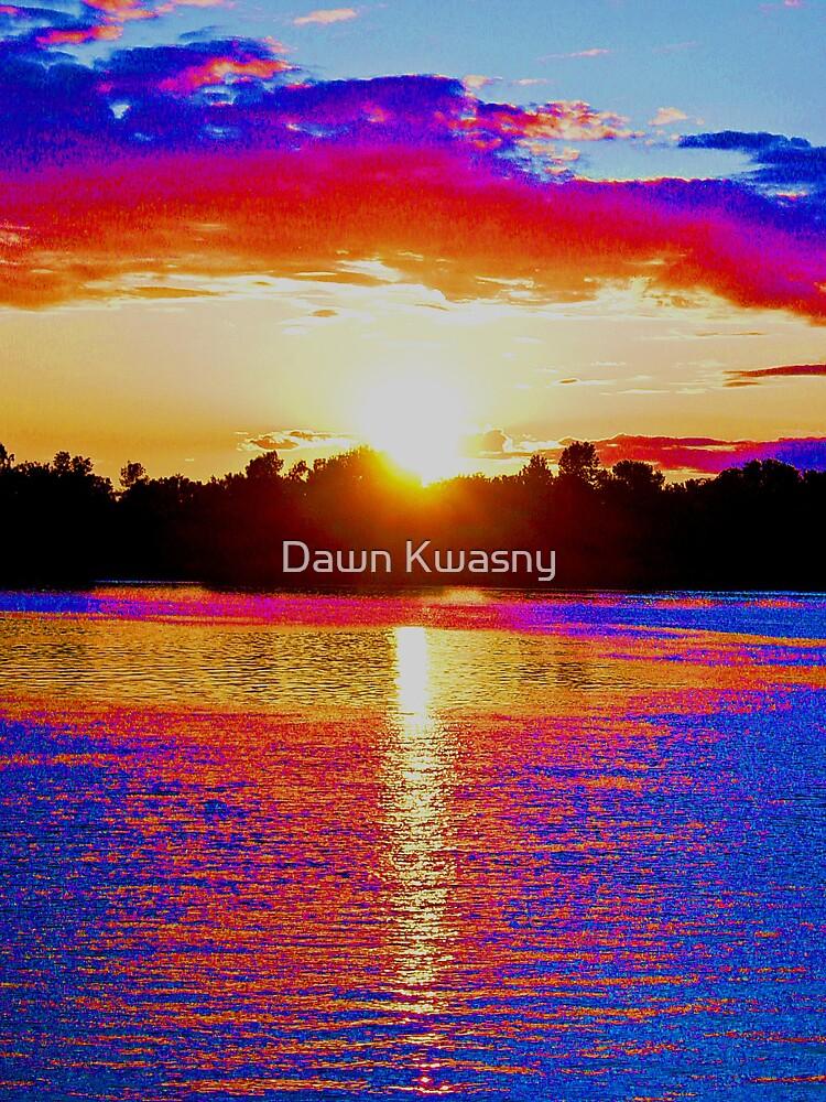 Rainbow River by Dawn Kwasny