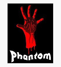 Phantom Photographic Print