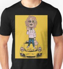 Lil Pump Yellow Car T-Shirt