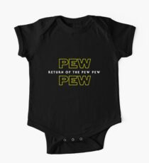 Return Of The Pew Pew One Piece - Short Sleeve
