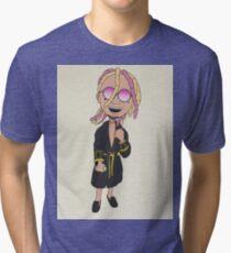 Lil Pump cap Tri-blend T-Shirt