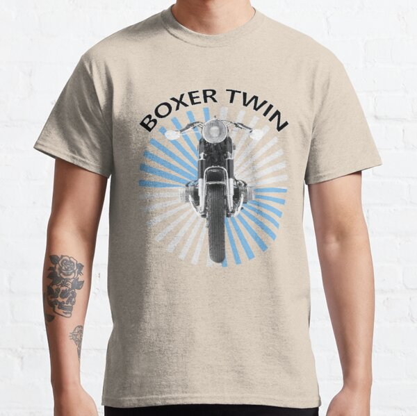 The Boxer Twin Classic T-Shirt