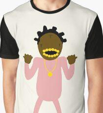 cartoon kodak Graphic T-Shirt