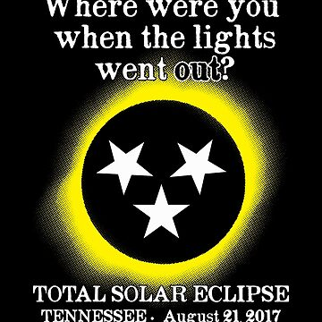 Tennessee Eclipse 2017 by hanshotsecond