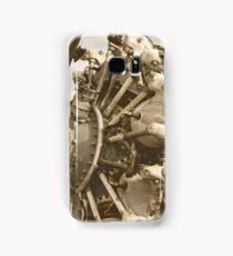 Airplane Motor Samsung Galaxy Case/Skin