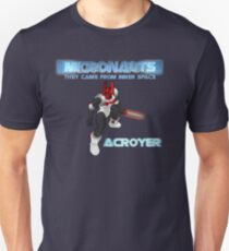 Micronauts Acroyer T-Shirt