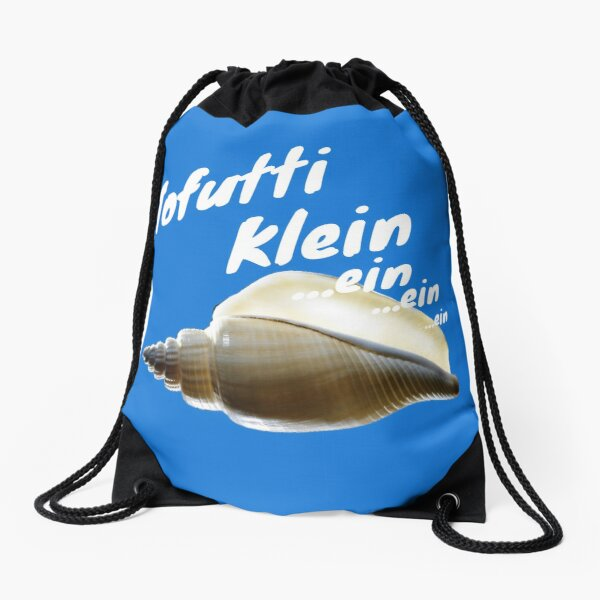 Tofutti Klein - Overboard Drawstring Bag