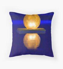 Golden Globes Throw Pillow