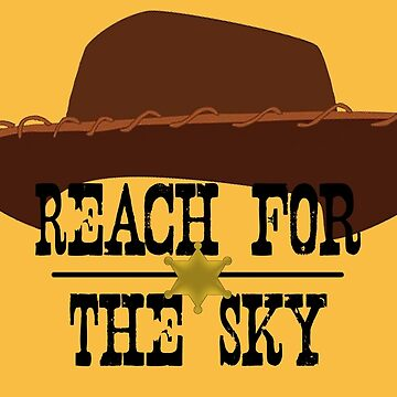 Reach For The Sky - Cowboy by Mouse-Clique