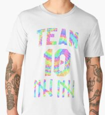 Jake Paul Tie Dye Team 10 (STICKER 2 PACK) Men's Premium T-Shirt