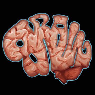 Brain by photonart