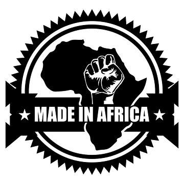 Made in Africa by irfankokabi
