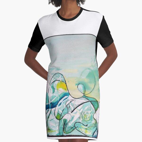 Féminité Robe t-shirt
