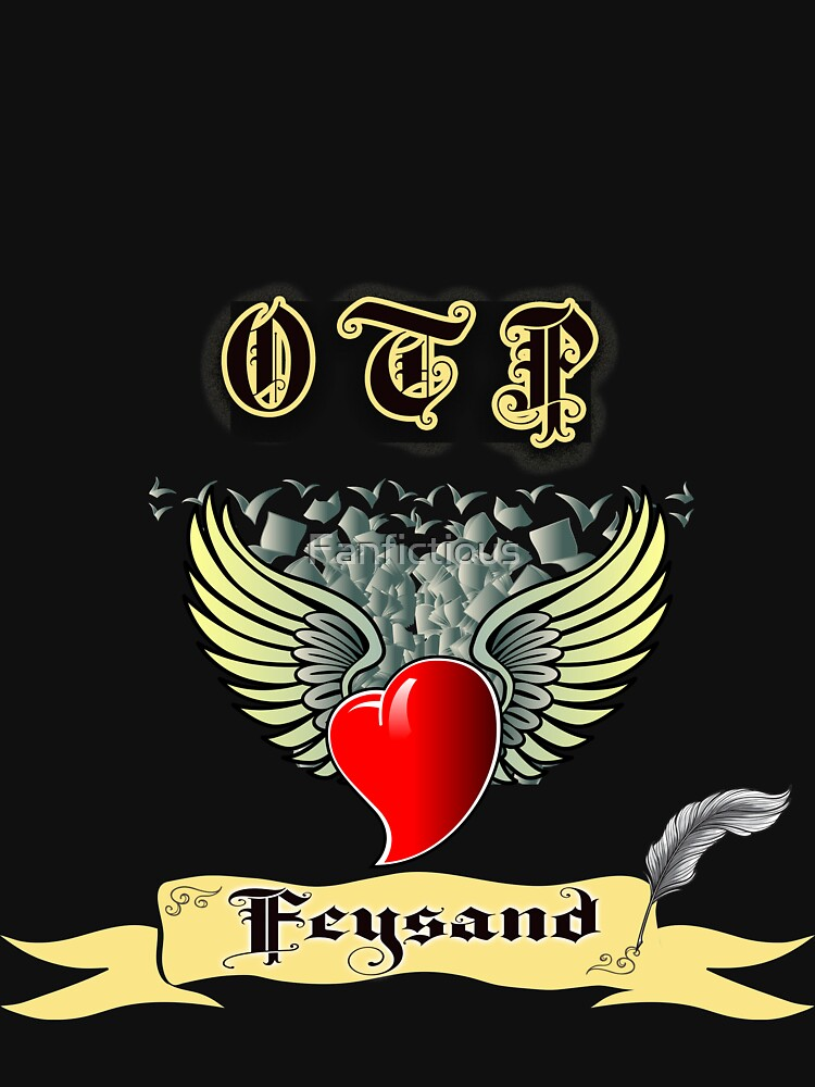 """A Court of Thorns & Roses OTP """"Feysand"""" by Fanfictious"""