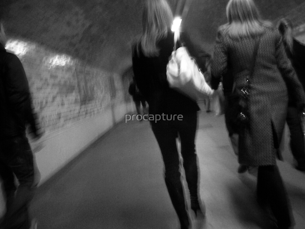The walk by procapture