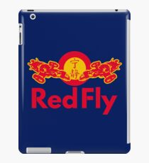 Red Fly iPad Case/Skin