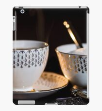 The Cup & Saucer iPad Case/Skin