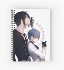 Sebaciel Spiral Notebook